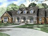 Southern Style Home Floor Plans southern Style House Plan 4 Beds 3 Baths 2373 Sq Ft Plan