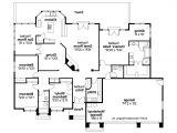 Southwest Home Floor Plans southwest House Plans Cibola 10 202 associated Designs
