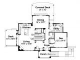 Southwest Home Floor Plans southwest House Plans Santa Rosa 30 800 associated Designs
