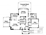 Southwest Homes Floor Plans southwest House Plans Santa Rosa 30 800 associated Designs