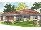 Southwest Style Home Plans Small southwest Home Plans