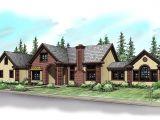 Southwest Style Home Plans southwest House Plans noranda 30 123 associated Designs