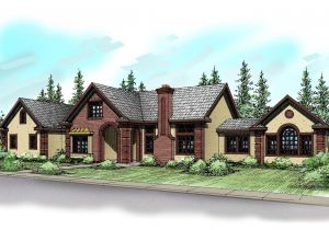 Southwest Style Home Plans southwest House Plans noranda 30 123 associated Designs