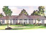 Southwest Style Home Plans southwest House Plans San Pedro 11 049 associated Designs