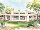 Southwest Style Home Plans southwest House Plans Santa Fe 11 127 associated Designs