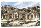 Southwestern Home Plans Dream House Plans southwestern Home Design