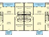 Spacious 3 Bedroom House Plans Spacious Three Bedroom Duplex 5103mm Architectural