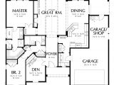Spacious Home Floor Plans Luxury House Design Two Bedrooms Spacious Garage Square