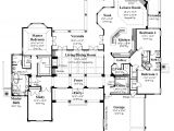 Spanish Colonial Home Plans Superb Spanish House Plans 4 Spanish Colonial House Floor