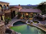 Spanish Home Plans Center Courtyard Pool 40 Spanish Homes for Your Inspiration