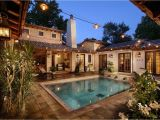 Spanish Home Plans Center Courtyard Pool Florida House Plans with Courtyard Pool House Style and