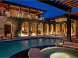 Spanish Home Plans Center Courtyard Pool Spanish Style Home with Courtyard Pool Mediterranean Style