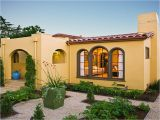 Spanish Home Plans Modern Spanish Style House Plans with Central Courtyard