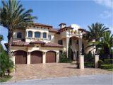 Spanish Home Plans Spanish Hacienda Style Homes Spanish Mediterranean House