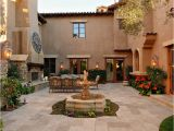 Spanish Home Plans with Courtyards Spanish Style House Plans with Central Courtyard House