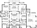 Spanish House Plans with Inner Courtyard I Love A Central Courtyard that Way You Can Have Windows