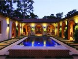 Spanish House Plans with Inner Courtyard Spanish Colonial Courtyard House Plans