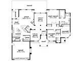 Spanish Style Homes Floor Plans Spanish Style House Plans Richmond 11 048 associated