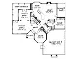 Spanish Style Homes Floor Plans Spanish Style House Plans Stanfield 11 084 associated
