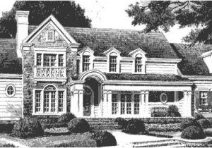 Spitzmiller and norris House Plans Hunter 39 S Glenn Spitzmiller and norris Inc southern