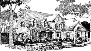 Spitzmiller and norris House Plans Rosewalk Cottage Spitzmiller and norris Inc southern