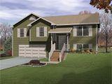 Split Entry Home Plans Architectural Designs