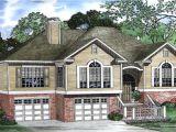 Split Entry Home Plans Split Entry House Plans Best Split Level Home Plans Grade
