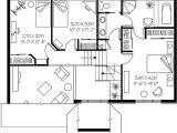 Split Floor Plan Home Awesome 2 Bedroom Split Level House Plans New Home Plans