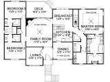 Split Floor Plan Home Split Level House Plans at Eplans House Design Plans Split