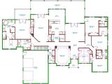 Split Floor Plan Homes Split Ranch Floor Plans Find House Plans