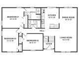 Split Foyer Home Plans Split Foyer House Plans Smalltowndjs Com