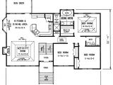 Split Level Home Open Floor Plan 25 Best Ideas About Split Level House Plans On Pinterest