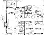 Split Level Home Open Floor Plan Best 25 Split Level House Plans Ideas On Pinterest