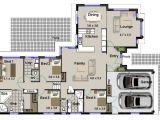 Split Level Home Plans Australia 4 Bed Split Level House Plan Floor Plan Ideas for
