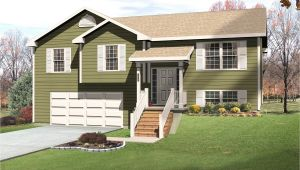 Split Level Home Plans Basement New Split Level House Plans with Walkout Basement Home