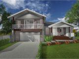 Split Level Homes Plans 4 Bedroom Home Design Double Storey House Plan Wave