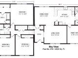 Split Level Modular Homes Floor Plans Susquehanna Modular Homes Split Levels