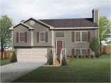 Split Level Ranch Home Plans Oaklawn Split Level Home Plan 058d 0069 House Plans and More