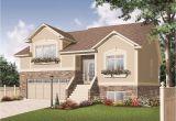 Split Plan Home Split Level House Plans Home Design 3468