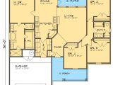 Split Ranch Home Plans Split Bedroom Ranch House Plan 36837jg 1st Floor