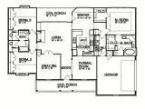 Split Ranch Home Plans Split Ranch House Plans Luxury Eplans Ranch House Plan