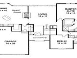 Square Floor Plans for Homes Simple Square House Floor Plans 1400 Square Foot Home