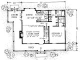 Square Home Floor Plans 1300 Square Foot House Plans Simple Small House Floor