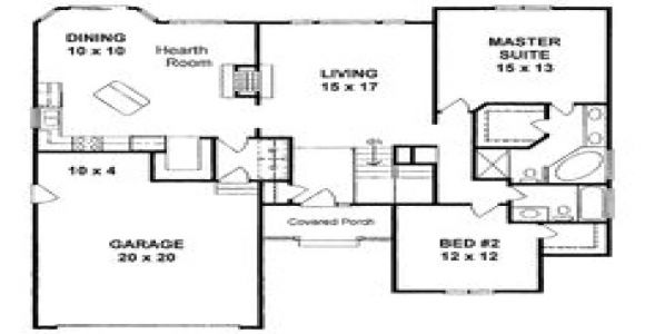Square Home Floor Plans Simple Square House Floor Plans 1400 Square Foot Home