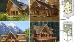 Square Log Home Plans Log Cabin Floor Plans Log Cabin Plan 1500 Square Foot