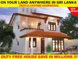 Sri Lanka Home Plans with Photos Beautiful Small House Plans Sri Lanka
