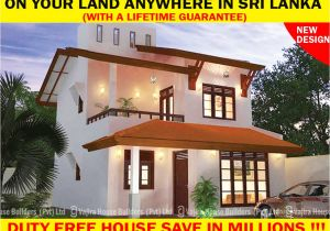 Sri Lanka Home Plans With Photos House Plans In Sri Lanka With