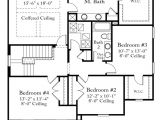 Standard Home Plans Featured Floorplan somerset by Standard Pacific Homes