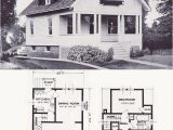 Standard Home Plans the Hazelwood Transitional Bungalow 1923 Standard