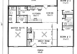 Starter Home Floor Plans Great Starter Home